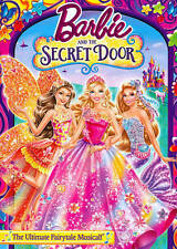 Barbie and the secret Door. (dvd) new, free shipping