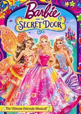 Barbie and the Secret Door (DVD, 2014) MINT