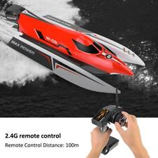 Wltoys915 2.4G 45KM/H Brushless F1 RC Racing Speedboat Full Scale Speed Boat#GD