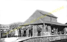 Rye Hill Railway Station Photo. Hedon - Keyingham. Hull to Withersea Line. (1)