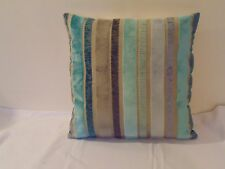 Designers Guild Fabric Savio Aqua Cushion Covers