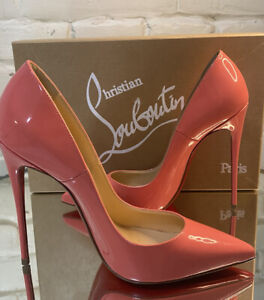 Christian Louboutin So Kate Size 37 eur Charlotte Pink color New