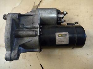 RTX Starter Motor Citroen Peugeot  Petrol 2001 - 2008    40273521