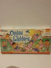 Vintage Chutes and Ladders 1979 Edition Milton Bradley New Factory Sealed Rare
