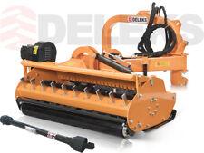 Trincia Argini 180H serie PESANTE trinciaerba DELEKS trinciatrice trattore fossi