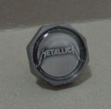 METALLICA rare plastic ring collectible toy premium  ARGENTINA