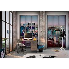xxl4-017 - Komar Scenics 2 mezzanine Multicolore Décoration Murale Papier peint