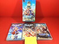 PSP PlayStation Portable Eiyuu Densetsu: Sora no Kiseki Set FC SC the3rd 5