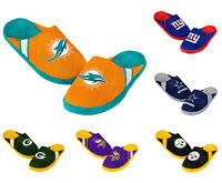 NFL Football Men's Jersey Slippers - Pick Team