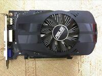 ASUS NVIDIA GeForce GTX 750  GTX750 2GB 2 GB D5 128Bit Video Game Card