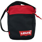 Levi's Unisex Mini CrossBody Bag Solid Batwing Logo Accessories 229095-0109-0087