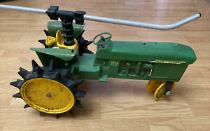 John Deere 4010 Cast Iron Tractor Traveling Lawn Sprinkler WORKING CONDITION