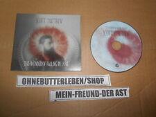 CD Indie Scott Matthew - Wonder Of Falling In Love (1 Song) GLITTERHOUSE