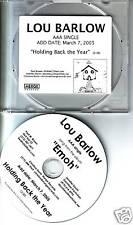 LOU BARLOW Holding PROMO TST CD Sebadoh FOLK IMPLOSION