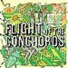 FLIGHT OF THE CONCHORDS-FLIGHT OF THE CONCHORDS Audio CD