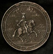 1639, Bernhard Duke of Saxe-Weimar, Conquest of Breisach, S. Dadler, 59mm silver
