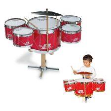 Batería Simple, Instrumento Musical Juguete, Niño, Niña
