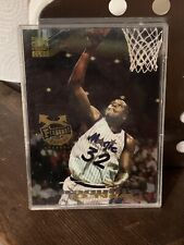 New listing 1993 94 Topps Stadium Club Frequent Flyer Upgrade SHAQUILLE O'NEAL #358 Shaq
