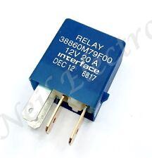 Suzuki (00-16) Genuine 4-Pin Fuel Pump Blue Relay 38860M79F00 Interface 09 5999