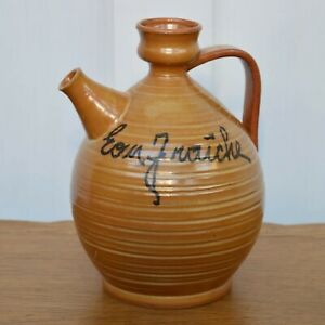 Vintage French Ceramic Serving Jug Decorative Tableware