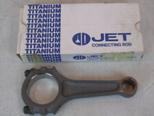 NEW JET 6.0 TITANIUM SBC CONNECTING ROD chevy race road racing circle oval track