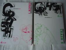 LOT Crash !, 2 Tomes série complète intégrale Erica Sakurazawa  ASUKA MANGA