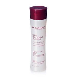 Keranique Color Boost Keratin Shampoo For Hair Growth, 8 oz