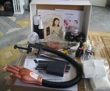 Essential Nails Acrylic Tip and Overlay Nails Kit, USED, READ