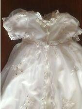 Ropa, calzado y complementos blancas de raso para bebés