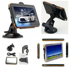 "New 4.3"" Car GPS Navigation SAT NAV 4GB 128M Free New Map Touch Screen FM MP3/4"