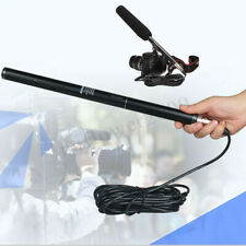 Professional Condenser Shotgun Microphone Mic For DSLR Camera Video Camcorder 🔥