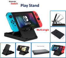 Adjustable Foldable (PLAY STAND) Multi Angle For Nintendo Switch Consul Game