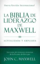 LA BIBLIA DE LIDERAZGO DE MAXWELL / NIV LEADERSHIP BIBLE - MAXWELL, JOHN C. (EDT