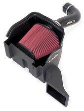 2008-2012 Dodge Ram 1500 Airaid Air Intake Black Tube Red Filter V8 Free Ship