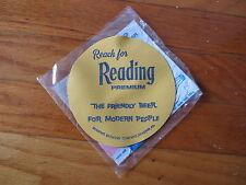 Vintage READING PREMIUM BEER Magigrip Jar Opener Pennsylvania Advertising Sign