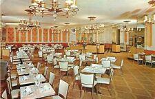 Philadelphia Pennsylvania~Bellevue Stratford Hotel~Coffee Shop Interior~1960s