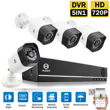 8Ch 5in1 Hdmi 1080N Dvr Outdoor Ir-Cut Camera Home Security System Motion Alarm