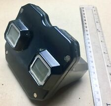 Rarer 1960's View Master in Black (more solid than red type) + 27 Reels