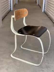 Herman A Sperlich Ironrite Health Chair Vintage MCM Machine Age