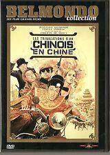 "DVD ""Les Tribulations d'un chinois en Chine"" Belmondo n 34 - Neuf sans blister"
