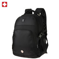 Swiss waterproof 15'' Laptop Backpack School Backpack Travel shoulder Bag SW9017