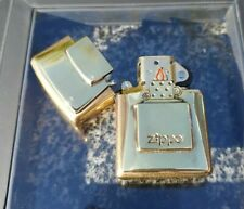ZIPPO, 3D LUXERY GOLDEN TRICK LIGHTER, LIMITED EDITION, 250 PIECES ((VERY RARE))
