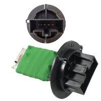 Heater Blower Motor Resistor For Citroen Peugeot 206 307 C3 Xsara Picasso 6450JP