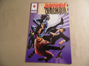 Shadowman #9 (Valiant 1993) Free Domestic Shipping