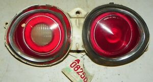 1973 CHEVELLE PASSENGER SIDE TAIL LIGHT ONE YEAR ONLY