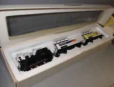 Märklin H0 2844 Zug Set DSB Dampflok Nr 500 + 2 Kesselwagen Statoil Q8 _ TOP