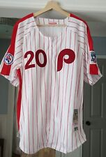 Mike Schmidt Philadelphia Phillies Mitchell & Ness Authentic 1976 Jersey Size 52