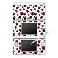 Nintendo DS Lite Folie Aufkleber Skin - Minnie Icon Pattern
