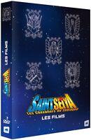 ★ Saint Seiya - Les Chevaliers du Zodiaque ★ Les 5 Films (3 DVD)