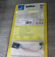 ESU Lok Pilot Standard 53611 _ DCC - Digital Decoder _ NEU